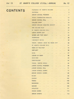 1971contents