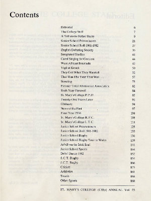 1982contents