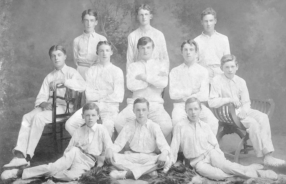 1913 cricket